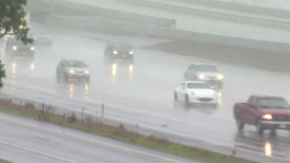 Como conducir en condiciones de lluvia o adversas