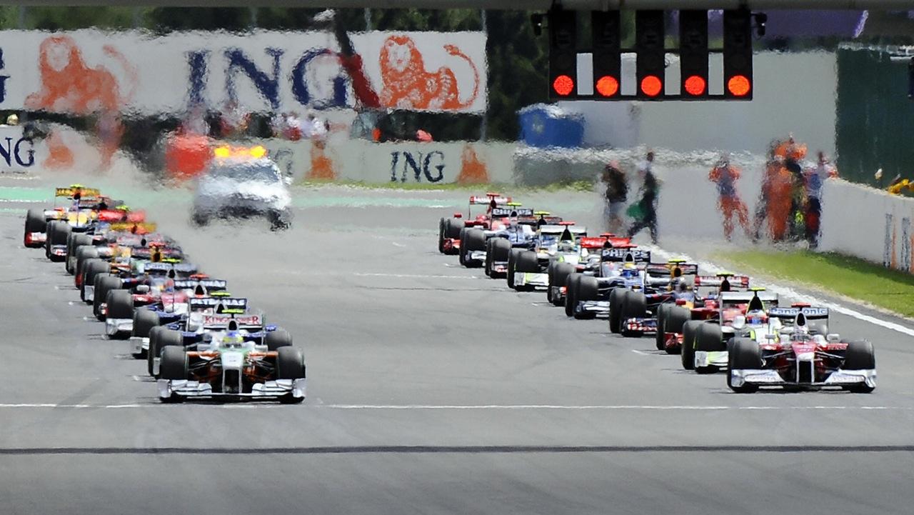¿Que cambios ha sufrido la Formula 1 en este 2014?