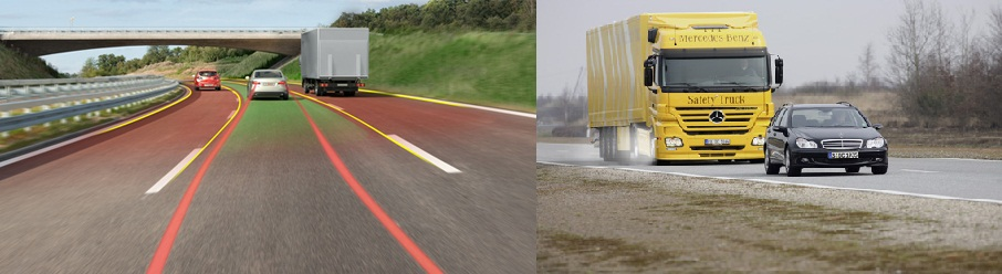 Los cuatro sistemas de seguridad que salvarían vidas en la carretera