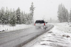 revisar coche en invierno