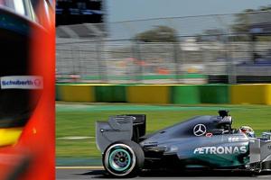 ¡Arranca la Formula 1 2014!
