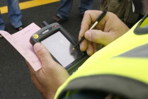 La DGT podría aumentar las multas  por velocidad a reincidentes