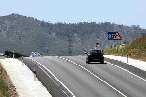La DGT registra 600 puntos negros en las carreteras españolas