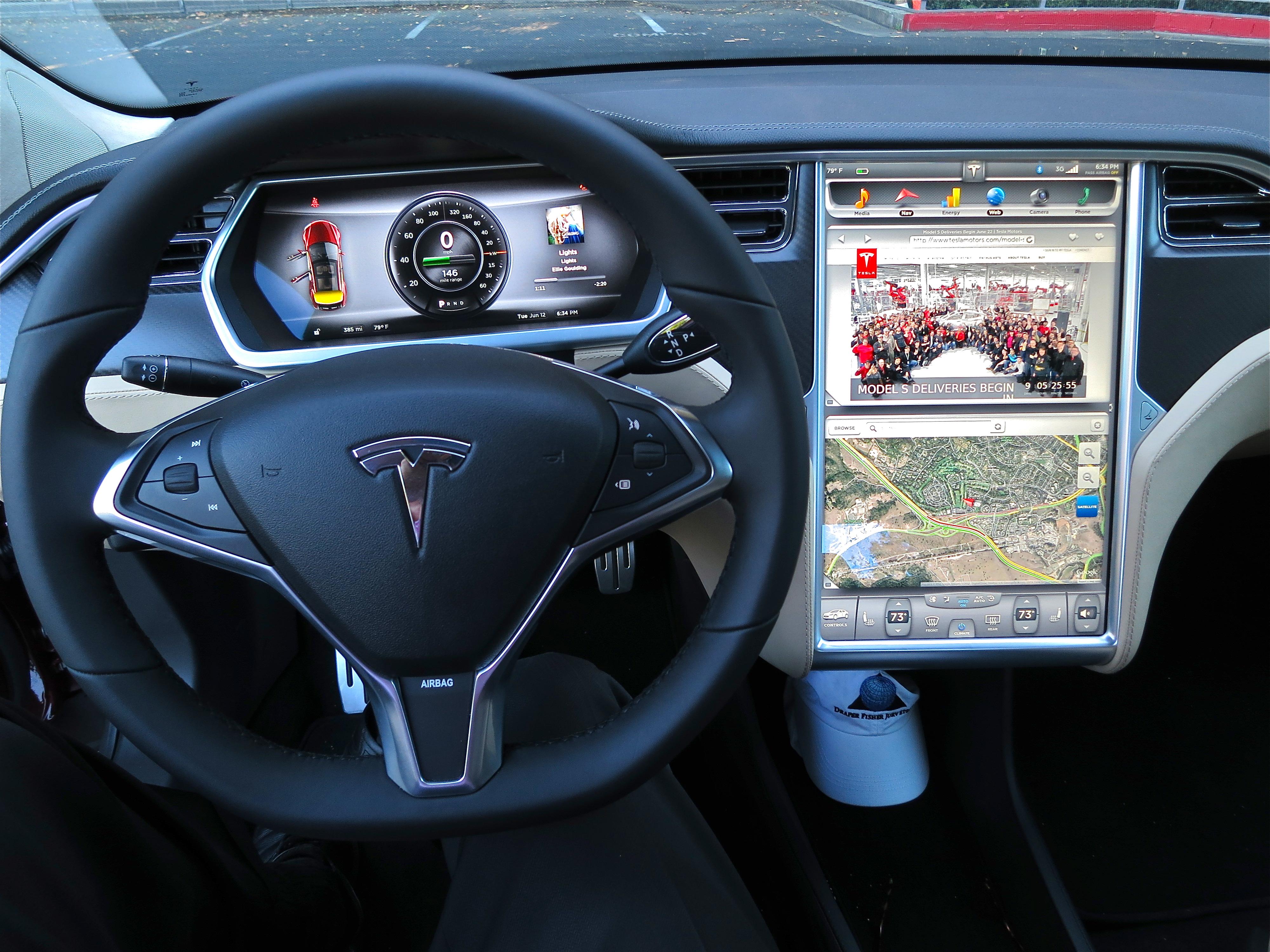 Los dispositivos de seguridad en los coches