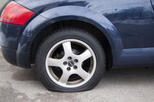 Más controles en navidad para revisar neumáticos e ITV