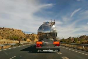 8.589 denuncias a conductores de camiones y furgonetas