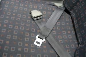 La DGT detectará si llevamos o no cinturón de seguridad