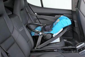 Cuándo debes cambiar la silla infantil para el coche